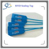830-960MHz RFIDの資産管理のためのプラスチックシールの札