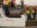 自動推進の具体的な縁の押出機Mc450/Curbmaker Mc450/の縁形式機械