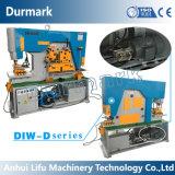Arbeider van het Ijzer van de Ijzerbewerker van China de Universele Hydraulische diw-160t