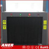 Puede el explorador del bagaje del rayo de X del aeropuerto 8065 del alto rendimiento del OEM con el precio de fábrica inferior de acero de la salida de la penetración 40m m