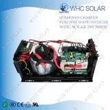 Intelligenter Niederfrequenzinverter der sonnenenergie-3000W