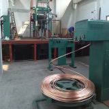 炉ボディが付いているよいサービス連続ロッド形の鋳造機械