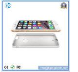 iPhone를 위한 도매 Qi 표준 고무 무선 비용을 부과 수신기 상자