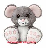 L'animal mol personnalisé de souris de jouet joue la souris de peluche