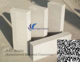 Блоки стены AAC для автоклавированных газированных конкретных кирпичей