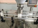 Nueva máquina de rellenar sacudida en línea del polvo