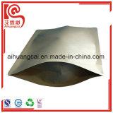 Ziplock compuestos de aluminio del papel de Kraft se levantan el bolso