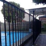 L'Amérique 2 rails en aluminium Spear haut jardin résidentiel clôture de sécurité