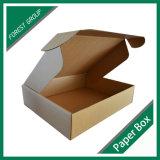 Carton ondulé de publipostage de papier pour la vente en gros