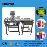 Té perfumadas automático con máquina de embalaje Weigher multiterminal fabricado en China