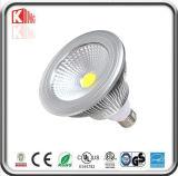 最も新しいETL ES公認25deg 20W LED PAR38の点ライト
