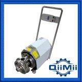Pompe à eau centrifuge de turbine ouverte sanitaire pour le traitement de bière