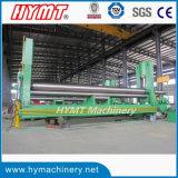 Machines hydraulique de dépliement en acier et de roulement de plaque de 3 rouleau W11S-50X4000