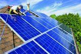 Materiale monocristallino del silicone e comitato solare flessibile di formato di 156*156 millimetro