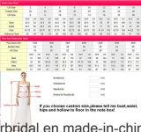 outre des robes de bille nuptiales d'épaule 3/4 robe de mariage gonflée de lacet de chemises As20179