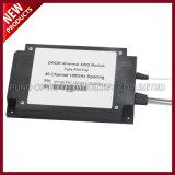 Модуль оптически DWDM Mux Demux AWG CH 100G оптического волокна 40