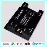18A RGB Controlemechanisme van de Aanraking van gelijkstroom 12V/24V rf het Draadloze voor 5050/3528 RGB LEIDENE Strook