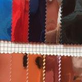 Couro malogrado do plutônio do espelho para sacos das sapatas sem marcas da dobra