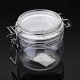 frasco cosmético do creme da máscara do animal de estimação plástico da alta qualidade 220g (PPC-PB-057)