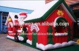 크리스마스 축제 훈장을%s Inflatabe 산타클로스 크리스마스 집