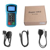 Super VAG K + Can Plus 2.0 com poderosas funções Super VAG K Can 2.0 VAG Diagnostic Scanner Tool