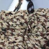 Militärische bunte Wolle-Form-warmer Schal für Dame-Form-Zusatzgerät