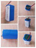 Eツール電池のための再充電可能なリチウムイオンLiFePO4電池3.7V 10ah