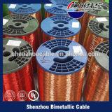 Kupferner plattierter Aluminiumdraht CCA (CCA-Draht)