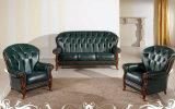 Presidenza d'acciaio del sofà dei piedini del tessuto di modo (UL-NS167)