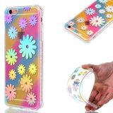 Аргументы за iPhone6 6plus радуги TPU лазера крышки Colorfull сотового телефона