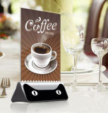 Publicité Meau Table 4 Ports Power Bank pour Caffee Store