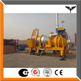 Capacidade 8 ~ 30 Tph Double Drum Mobile Asphalt Mixing Plant