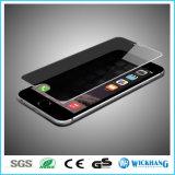 反スパイのAppleのiPhoneのための私用緩和されたガラスフィルムスクリーンの保護装置プラス6 7