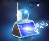 マルチFuntion WiFiのカメラCCTV IPのカメラのホームセキュリティーのスマートなロボット