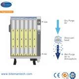 Secador dessecante Heatless do ar comprimido da regeneração