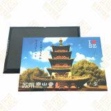 Magnete del frigorifero dello stagno per il tempiale di Hanshan a Hangzhou