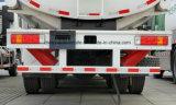 carro de petrolero pesado de la capacidad de Bowser del combustible de 8X4 40 kilolitro Shacman