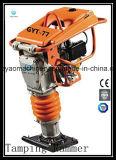 工場価格のRobin Eh12エンジンを搭載する振動の充填のランマーGyt-77r
