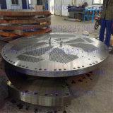 ステンレス鋼のアジテータによってかき混ぜられるリアクターによって揺り動かされる容器混合リアクター