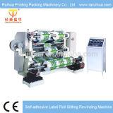 Industrielle verwendete Slitter Rewinder Maschine