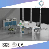 China Supplier Bureau Populaire Laminé Six Personnes Bureau Table