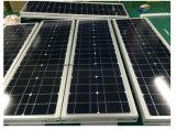 Lampe solaire Integrated solaire de réverbère de DEL