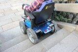 Escaliers étendus détachables se pliants de portée de dossier montant le fauteuil roulant électrique