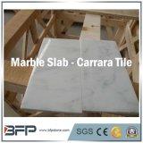 Мрамор Китая Carrara белый, верхняя часть тщеты кварца каменные и Countertop кухни