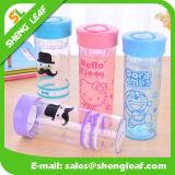 Profissional Logotipo personalizado / 500ml Garrafa de água plástica / garrafa de água desportiva