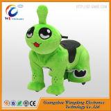 Езды занятности имитатора езд Funfair игрушек плюша Китая для сбывания