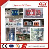 Four diesel de cabine de peinture de jet de brûleur à bus de taille moyenne de la CE de qualité d'usine de la Chine