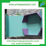 Foldableボール紙泡の挿入が付いている包装ボックスギフト用の箱を浮彫りにするカスタム贅沢
