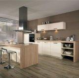 Populärer Küche-Schrank, Küche-Schrank-Entwurf, Küche-Schrank-Tür-Griffe