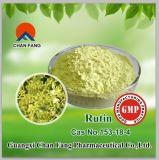 Производитель GMP Sophora Japonica питания извлечения 95% и 98% Rutin Rutin (CAS № 153-18-4)